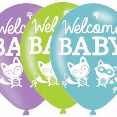 Baby Shower and New Baby