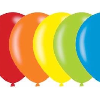 Balloons - Not Inflated